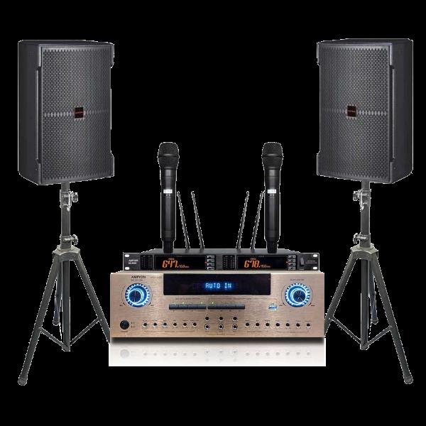 Picture of 3000W Karaoke Package
